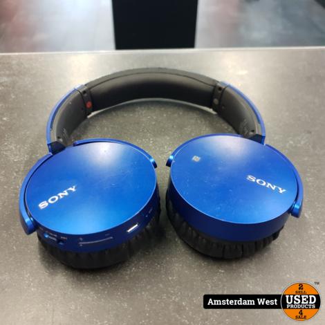 Sony MDR-XB650BT Bluetooth koptelefoon
