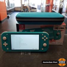 nintendo Nintendo Switch Lite Turquoise | Nette staat