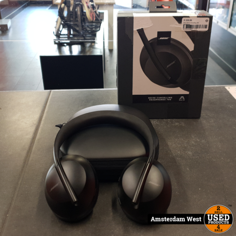 Bose Noice Cancelling 700 Headphone   Nieuwstaat