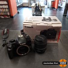 canon Canon EOS 1000D met 18-55MM in doos