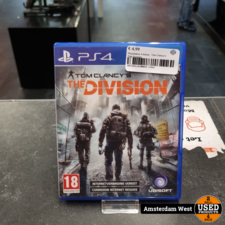 Playstation 4 Playstation 4 Game : Tom Clancy's The Division