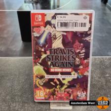 nintendo Nintendo Switch Game : Travis Strikes Again No More Heroes
