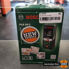 Bosch Bosch PLR 30 C | Nieuw