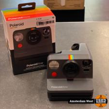 Polaroid Polaroid Originals Now Zwart | Nieuwstaat