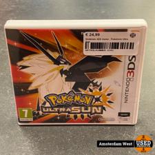 Nintendo 3DS Game: Pokemon Ultra Sun