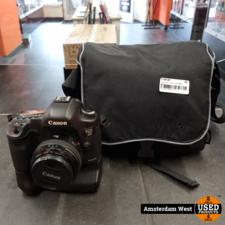 canon Canon EOS 5D Mark III met 50MM 1.4 Lens
