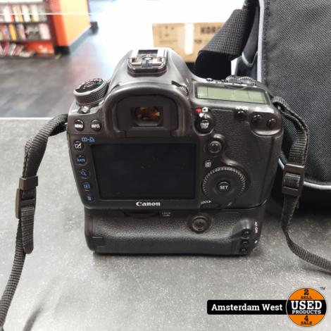 Canon EOS 5D Mark III met 50MM 1.4 Lens