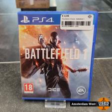 Playstation 4 Playstation 4 Game : Battlefield 1