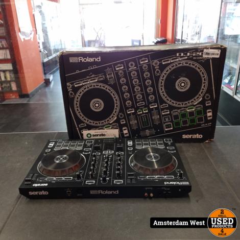 Roland Serato DJ-202 Controller | Nette staat