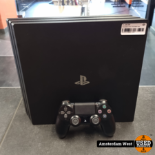 Playstation 4 Playstation 4 Pro 1TB   Nette staat