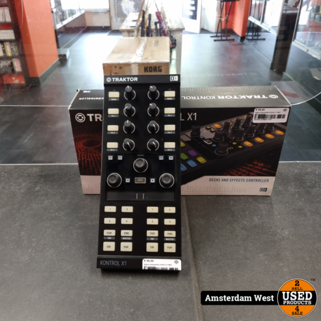 Native Instruments Kontrol X1 MK2 Midi Controller