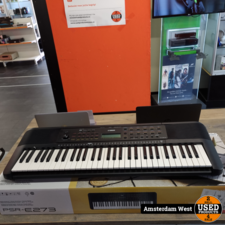 Yamaha Yamaha PSR-E273 Keyboard | Nieuwstaat