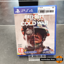 Playstation 4 Playstation 4 Game : Call of Duty Black Ops Cold War