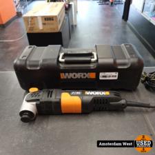 Worx Worx WX680 Multitool Incl Koffer