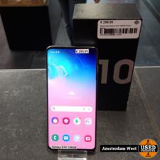 samsung Samsung Galaxy S10 128GB Prism Silver | Nette staat