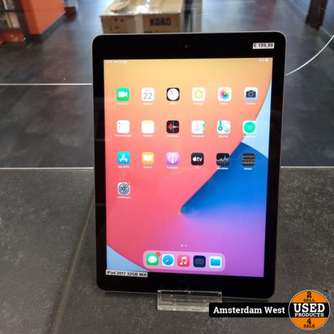 iPad 2017 32GB Wifi Space Gray