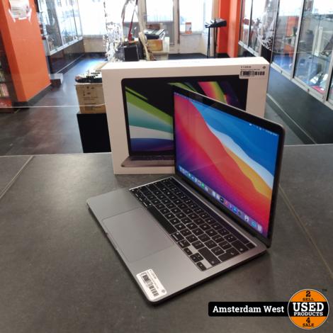 Macbook Pro 2020 M1 8GB/512GB Space Gray | Nette staat