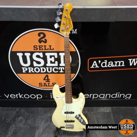 Richwood Custom Fretless 4-string Bass gitaar