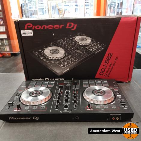 Pioneer DDJ-SB2 DJ Controller | Nette staat
