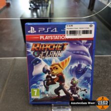 Playstation 4 Playstation 4 Game : Ratchet & Clank