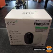 Arlo Arlo Essential Spotlight Camera | Nieuw