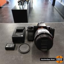 sony Sony Alpha 7S Incl 18-200MM Lens | Nette staat