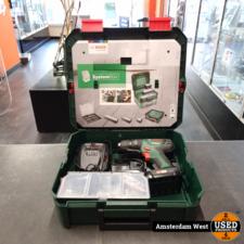 Bosch Bosch PSB 1800 LI-2 Systembox | Nieuwstaat