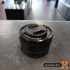 sony Sony SEL 16-50mm F/3.5-5.6 PZ OSS Lens | Nette staat