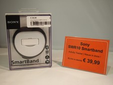 Sony Sony Smartband SWR10 | Activity Tracker | Nieuw