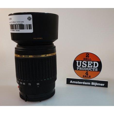 Tamron AF 55-200mm 1:4-5.6 Lens (Sony) | Nette staat