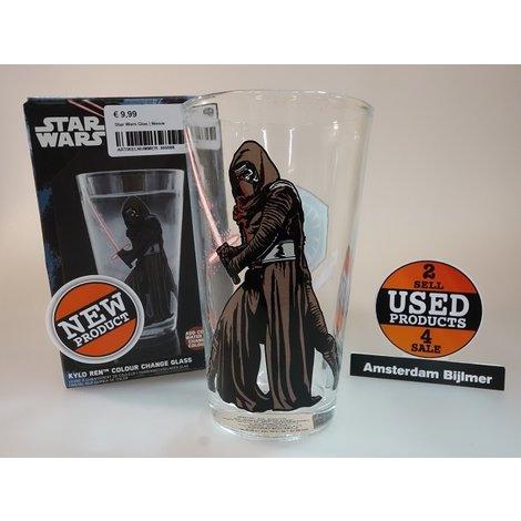 Star Wars Glas | Nieuw