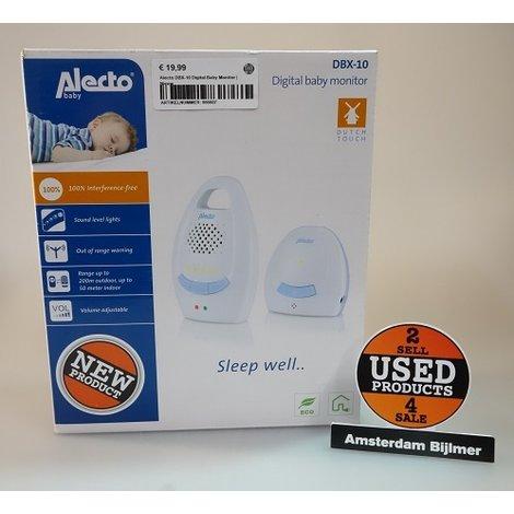 Alecto DBX-10 Digital Baby Monitor | Nieuw
