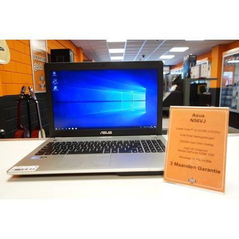 Asus N65VJ i5 4GB Ram 500GB HDD Laptop