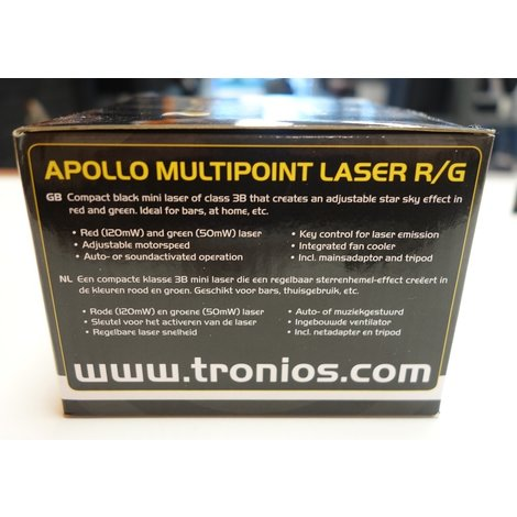 Apollo Multipoint Laser Red Green I Nieuw