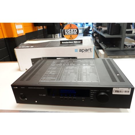 Apart Concept 1 Amplifier   Nieuwstaat