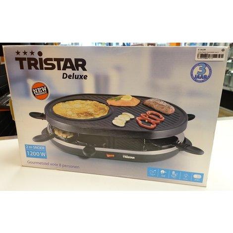 Tristar Deluxe Gourmetstel voor 8 Personen | Nieuw