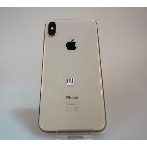 iPhone XS MAX 512GB Gold | Nieuwstaat