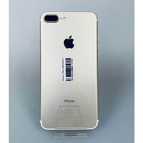 iPhone 7 Plus 32GB Gold | Nette staat