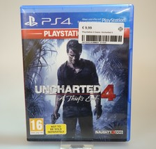 Sony Playstation 4 Game: Uncharted 4