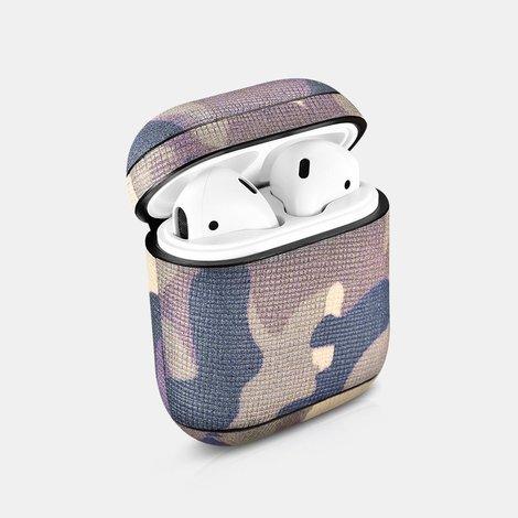 Airpods Case Camouflage Pattern | Nieuw