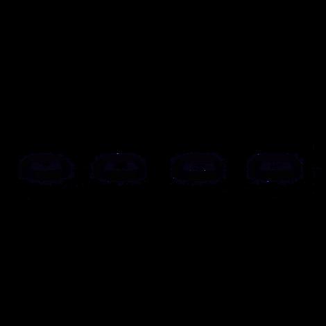 DJI Mavic ND4/8/16/32 Filters Set (Part 47) | Nieuw