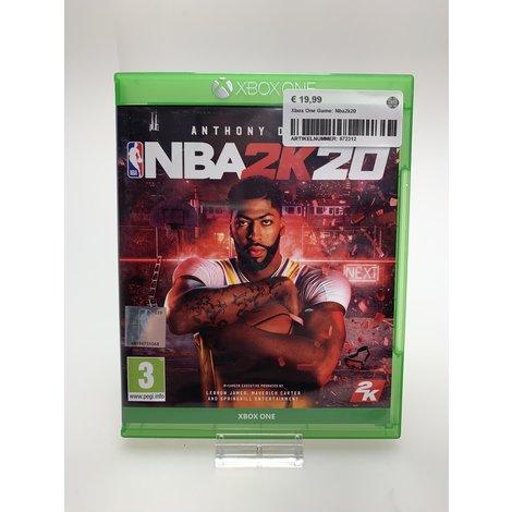 Xbox One Game: Nba2k20