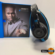 SMS Audio SMS Audio Sync By 50 cent  Bluetooth Headset   Nieuwstaat