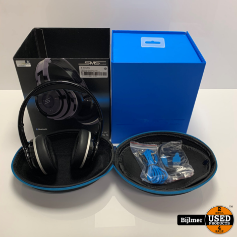 SMS Audio Sync By 50 cent  Bluetooth Headset   Nieuwstaat