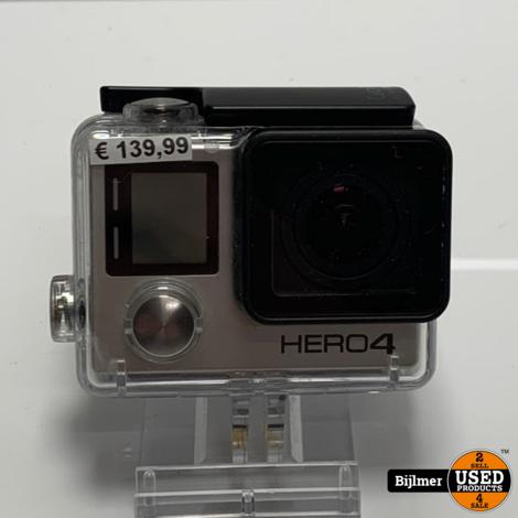 GoPro Hero 4   Nieuwstaat