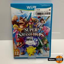 Nintendo Wii U Game: Super Smash Bros