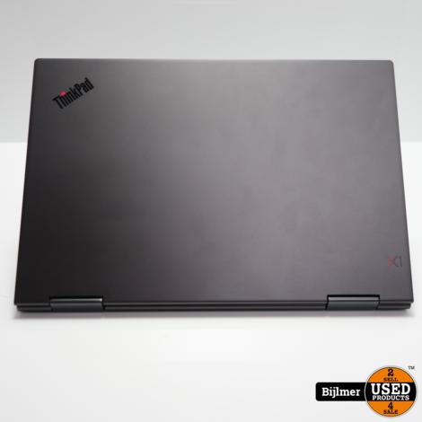 Lenovo Yoga X1 i7-8565U (8CPUs) 2.0GHz 16GB Ram 256GB SSD | Nette staat
