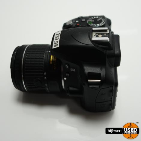 Nikon D3300 + AF-P DX Nikkor 18-55mm 1:3.5-6G VR Lens