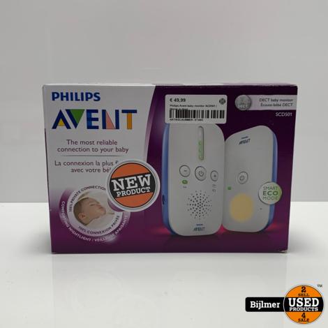 Philips Avent Baby Monitor SCD501 | Nieuw in doos