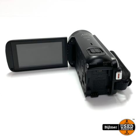 Canon Legria HF R88 videocamera   Nette staat